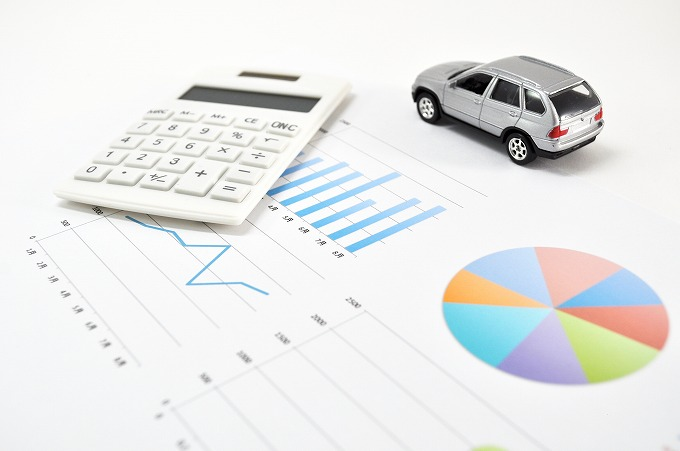 ノートeパワー 税金 グラフ