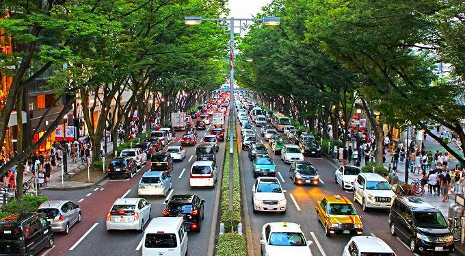 ノートeパワー 高速 燃費 市街地の渋滞