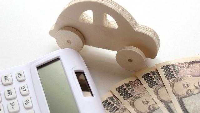 プリウス アルファ 税金 車と電卓とお金