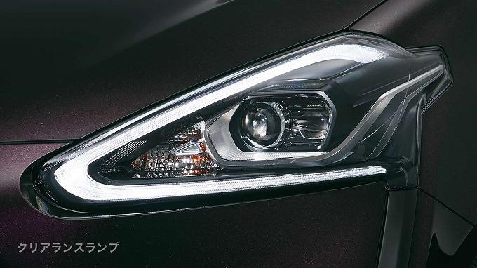 シエンタ 特別仕様車 評価 ヘッドランプ