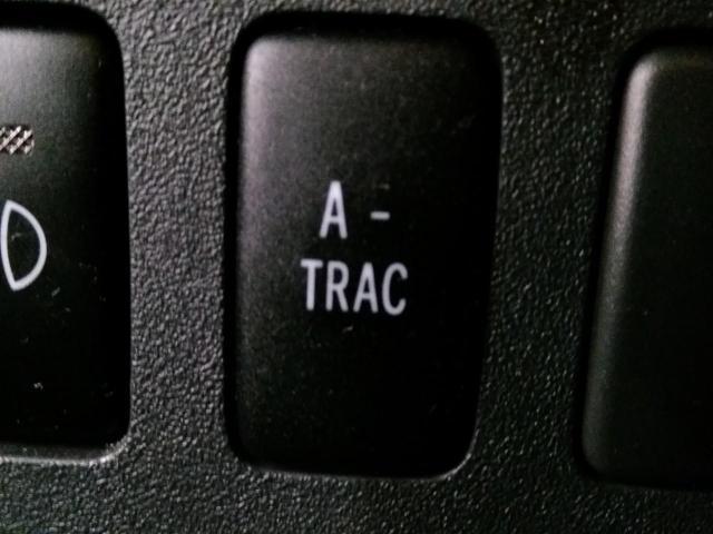 FJクルーザーオフ ロード パッケージ 乗り心地 アクティブトラクションコントロール