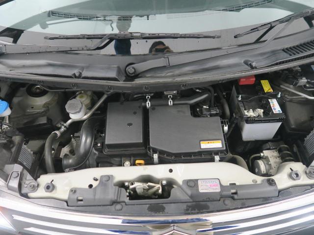 スペーシア X リミテッド 実燃費 エンジン
