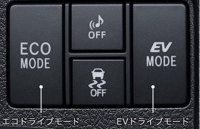 カローラ フィールダー hv 実燃費 モードスイッチ