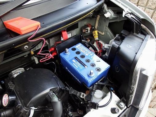 NBOX エンジンが かからない バッテリーのトラブル