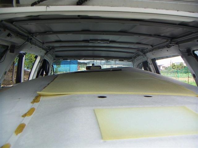 オデッセイrb1 内装 外し方 天井剥がす