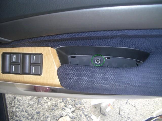 オデッセイ rb1 内装 外し方 ドアポケット
