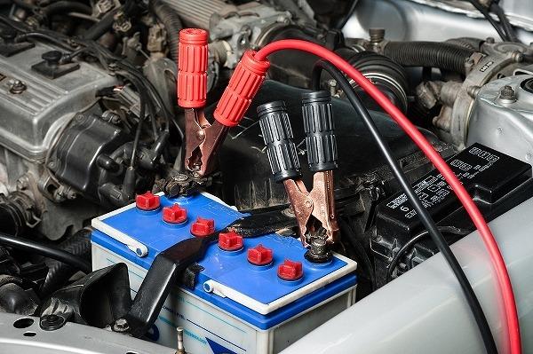 オデッセイ エンジンスターター 使い方 バッテリー上がり
