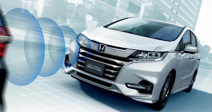 オデッセイ フルモデルチェンジ 2013 Honda SENSING