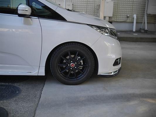 オデッセイ rb1 スタッドレス サイズ タイヤ