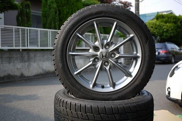 オデッセイ rb1 タイヤサイズ 純正 タイヤ