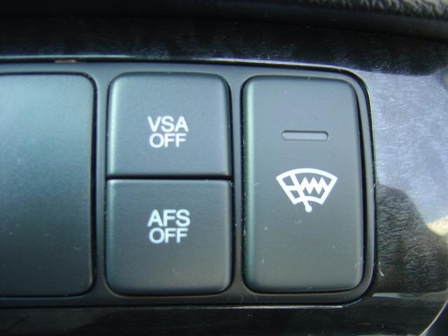 オデッセイ VSA 警告灯 スイッチ