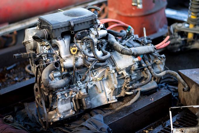 ヴェルファイア エンジンオイル 減る エンジン